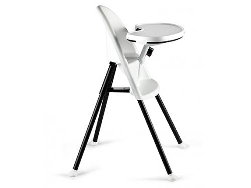 Стульчик для кормления BabyBjorn High Chair белый, вид 1
