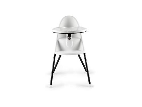 Стульчик для кормления BabyBjorn High Chair белый, вид 3