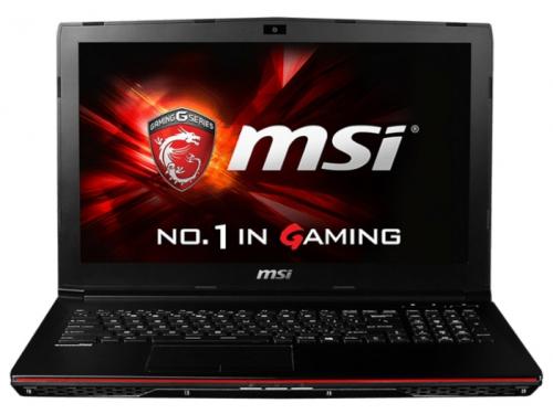 Ноутбук MSI GP62 2QE-422RU Leopard Pro , вид 1