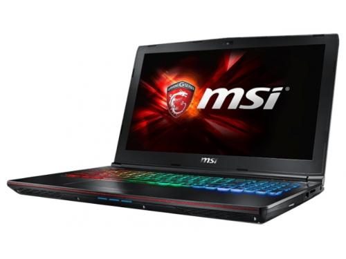 Ноутбук MSI GE62 6QF Apache Pro , вид 2