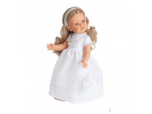 Товар для детей Кукла Белла Munecas Antonio Juan Первое причастие блондинка, вид 1