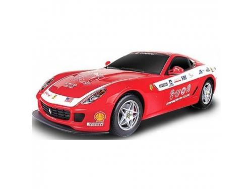 Радиоуправляемая модель MJX Ferrari 599 GTB Fiorano Panamerican 1/20 Red/White, вид 1