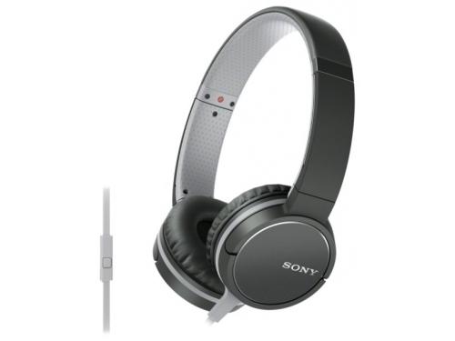 Наушники Sony MDR-ZX660APB.E, Черные, вид 1