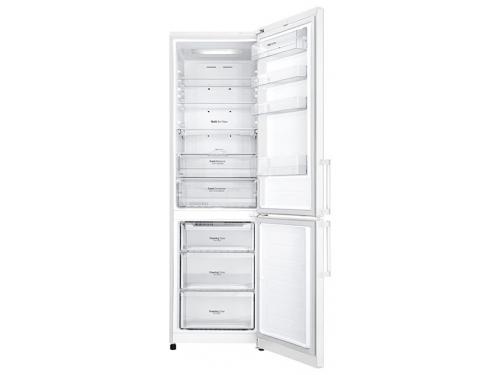 Холодильник LG GA-B499YVQZ, белый, вид 1