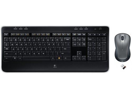 Комплект Logitech Wireless Combo MK520 Black USB, вид 1