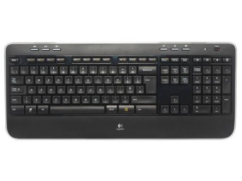 Комплект Logitech Wireless Combo MK520 Black USB, вид 2