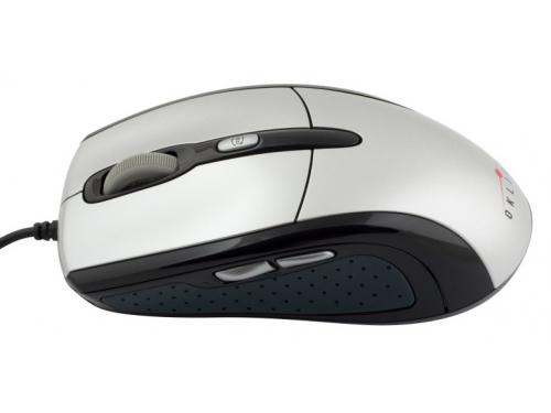 ����� Oklick 610L Silver-Black USB (1600 dpi), ��� 4