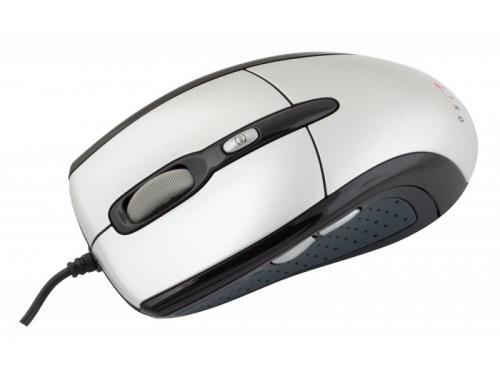 ����� Oklick 610L Silver-Black USB (1600 dpi), ��� 5