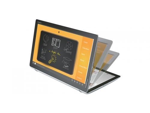 Моноблок Lenovo Yoga Home 500 F0BN001GR Black, вид 1