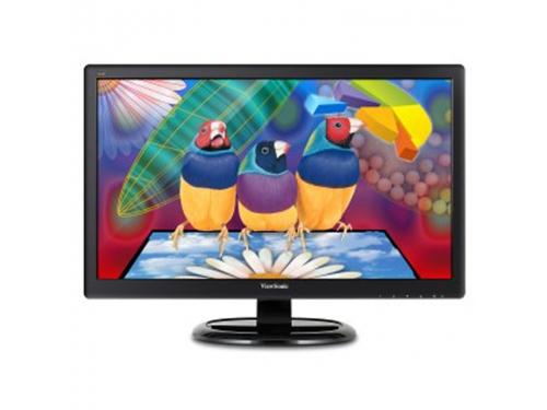 Монитор Viewsonic VA2465Smh (23.6'', Full HD), чёрный, вид 1