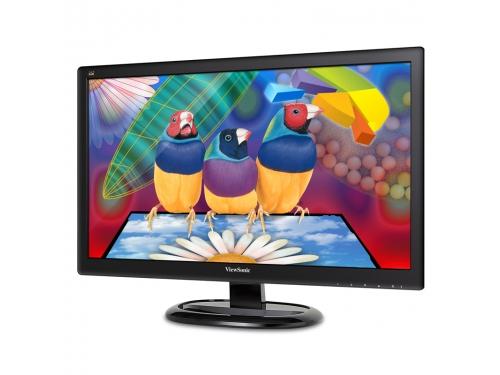 Монитор Viewsonic VA2465Smh (23.6'', Full HD), чёрный, вид 2