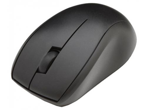 Мышка Gembird MUSW-100 Black USB (1200 dpi), вид 1