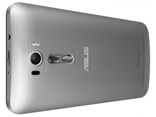Смартфон ASUS ZenFone 2 Laser ZE601KL-6G038 RU 32Gb серебристый, вид 5