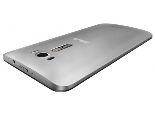 Смартфон ASUS ZenFone 2 Laser ZE601KL-6G038 RU 32Gb серебристый, вид 7
