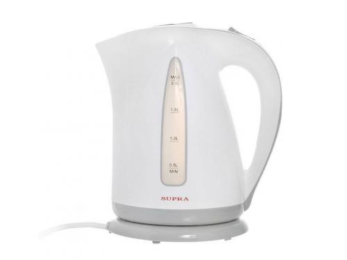 Чайник электрический Supra KES-2004 белый, вид 1