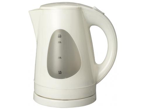 Чайник электрический Supra KES-1708 бежевый, вид 1