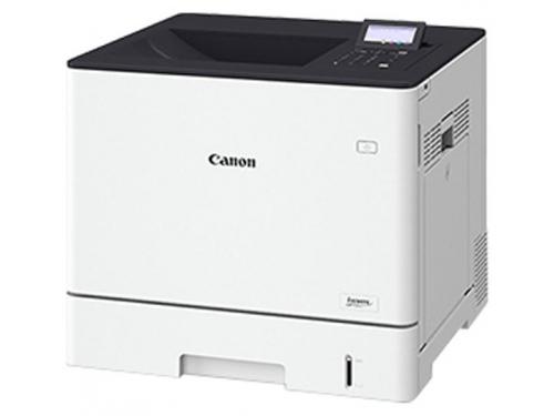 Лазерный цветной принтер Canon i-SENSYS LBP712Cx, белый, вид 1