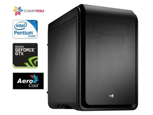 Системный блок CompYou Office PC W177 (CY.593125.W177), вид 1