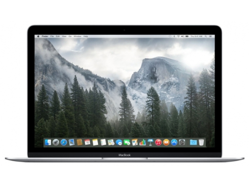 Ноутбук Apple MacBook 12 Space Grey , вид 1