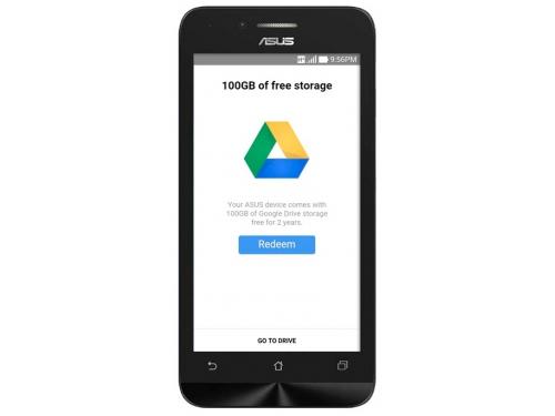 Смартфон ASUS Zenfone Go ZC451TG 8Gb, белый, вид 2