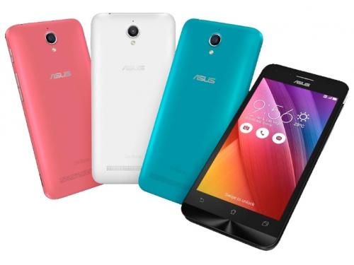Смартфон ASUS Zenfone Go ZC451TG 8Gb, белый, вид 5