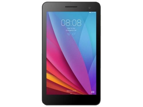Планшет Huawei MediaPad T1 7 3G 16Gb, черно-серебристый, вид 1