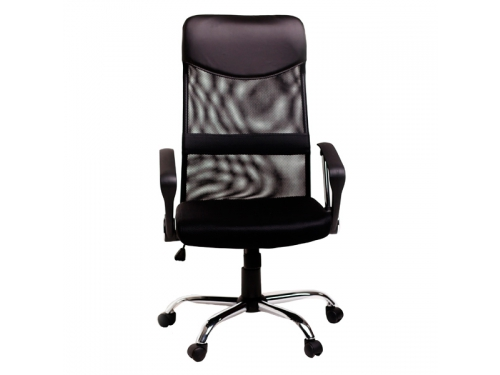 Компьютерное кресло College H-935L-2 черное, вид 1
