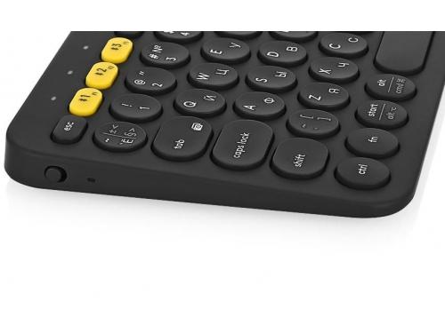 Клавиатура Logitech K380 Multi-Device (Bluetooth, для 3 устройств, 920-007584), вид 3