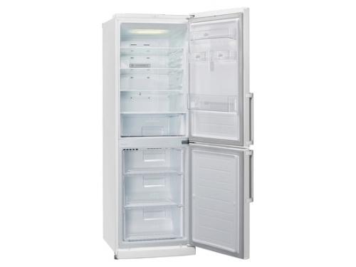 Холодильник LG GA-E489ZVQZ белый, вид 1