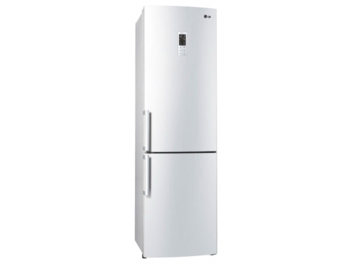 Холодильник LG GA-E489ZVQZ белый, вид 2