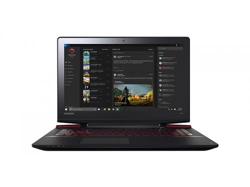 Ноутбук Lenovo IdeaPad Y700-15ISK i5-6300HQ 8Gb 1Tb + SSD 128Gb nV GTX960M 4Gb 15,6 FHD IPS BT Cam 7300мАч, вид 1