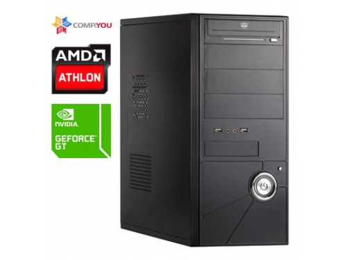 Системный блок CompYou Home PC H557 (CY.432439.H557), вид 1
