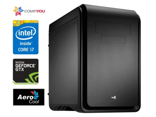 Системный блок CompYou Game PC G777 (CY.B85-016.G777), вид 1