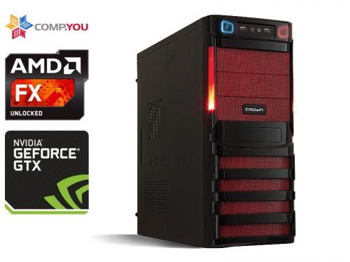 Системный блок CompYou Home PC H557 (CY.357452.H557), вид 1
