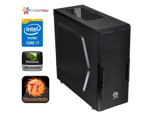 Системный блок CompYou Pro PC P273 (CY.357315.P273), вид 1