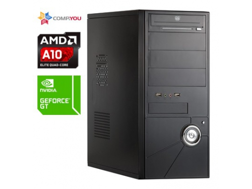 Системный блок CompYou Home PC H557 (CY.340570.H557), вид 1