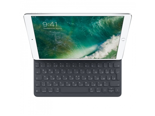 Клавиатура Apple Smart Keyboard (MPTL2RS-A) Russian, вид 1