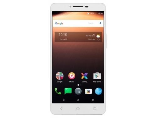 Смартфон Alcatel A3 XL 9008D 1/8Gb, белый/серебристый, вид 1
