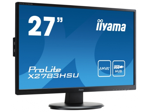 Монитор Iiyama X2783HSU-B1 27