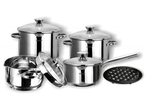 Набор посуды VITESSE Rosalia VS-1029 (9 предметов), вид 1