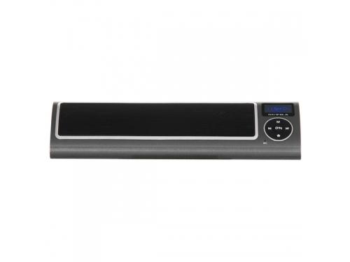 Портативная акустика Supra PAS-6280 графит, вид 2