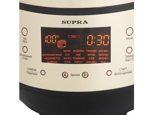 Мультиварка Supra MCS-5202G Champagne, вид 4