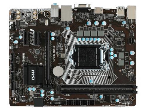 ����������� ����� MSI B150M PRO-VH Soc-1151 B150 DDR4 mATX SATA3  LAN-Gbt USB3.0 VGA/HDMI, ��� 2