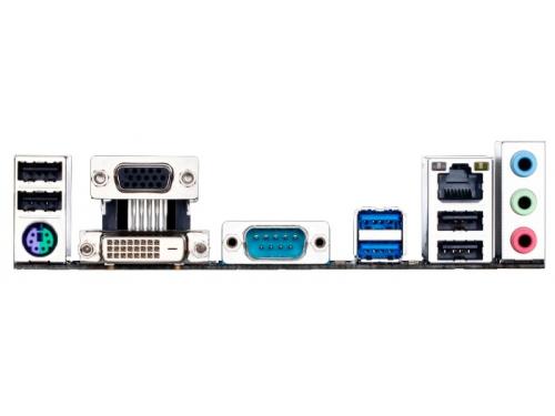 Материнская плата GIGABYTE GA-H110M-S2PV Soc-1151 DDR4, вид 3