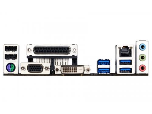 Материнская плата Gigabyte GA-B150M-D3V rev. 1.0 (mATX, LGA1151, Intel B150, 2x DDR4), вид 3