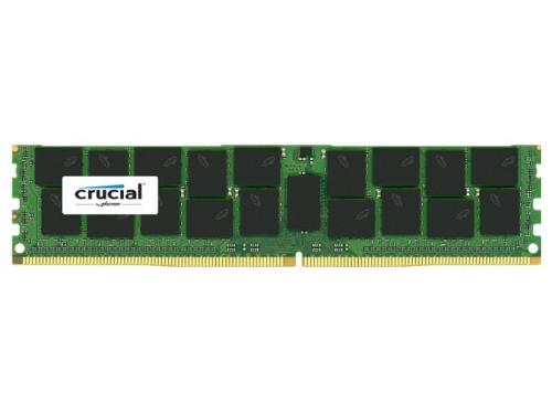 Модуль памяти Crucial CT16G4RFD4213 (DDR4 DIMM, 1x 16Gb, 2133MHz, ECC, Registered, CL15), вид 1