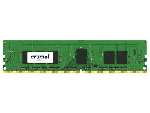 ������ ������ Crucial CT4G4RFS8213 (1x 4 Gb, DDR4 DIMM, 2133MHz, ECC, Registered, CL15), ��� 1