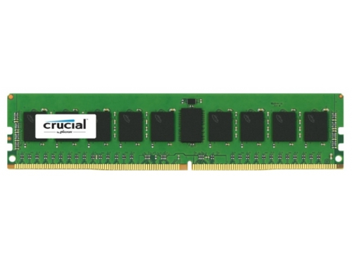 Модуль памяти Crucial CT8G4RFD8213 (1x 8 Gb, DDR4 DIMM, 2133MHz, ECC, Registered, CL15), вид 1