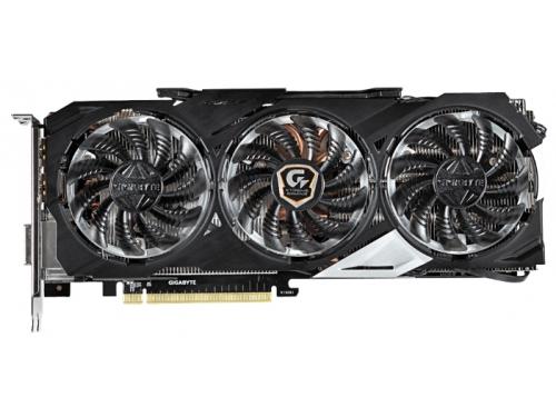 ���������� GeForce GIGABYTE GeForce GTX 980 1241Mhz PCI-E 3.0 4096Mb 7100Mhz 256 bit DVI HDMI HDCP (GV-N980XTREME-4GD), ��� 1