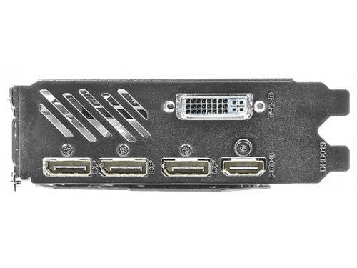 ���������� GeForce GIGABYTE GeForce GTX 980 1241Mhz PCI-E 3.0 4096Mb 7100Mhz 256 bit DVI HDMI HDCP (GV-N980XTREME-4GD), ��� 5